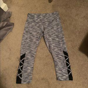 Champion Cropped Athletic Leggings